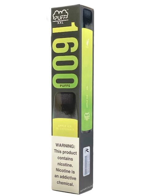 Одноразовая электронная сигарета puff 1600 мы за чистые легкие профилактика употребления табачных изделий